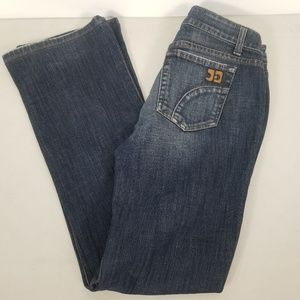 Joe's Honey Boot Cut Flare  Jeans Size 27 x 31.5